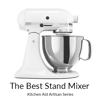 KitchenAid Delux Stand Mixer